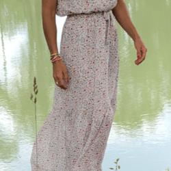 Robe bohème INCA